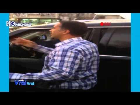 Le roi du Maroc sortant d'un supermarché à Libreville, filmé en caméra Amateur par un agent de GABONEWS! Scoop pour notre émission Vidéo-Vrai-Vrai. Venez Aim...