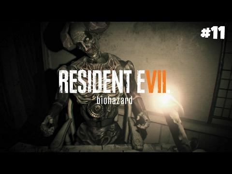 Resident evil 7 прохождение с днём рождения