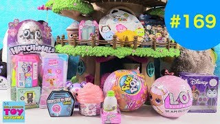 Blind Bag Treehouse #169 Unboxing Disney Doorables LOL Surprise Toys | PSToyReviews