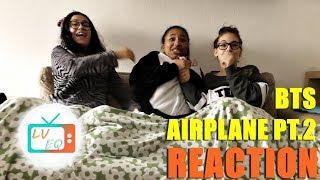 [LoveREACTS] BTS (방탄소년단) - 'Airplane pt.2 (Japanese ver.)' MV REACTION [EngSub]