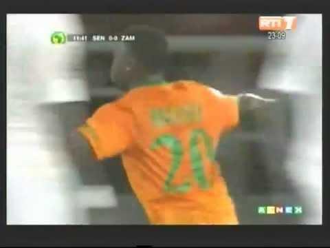CAN 2012/Groupe A - Le Sénégal dompté d`entrée par la Zambie (1-2)