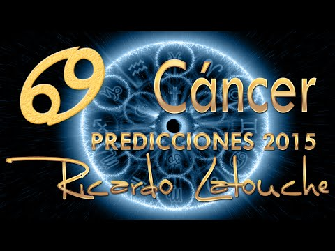 Ricardo Latouche Predicciones Virgo 2015