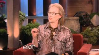Meryl Explains Why She Donated Her Entire Salary!
