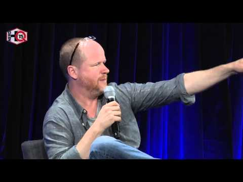 Nerd HQ 2015: A Conversation With Joss Whedon