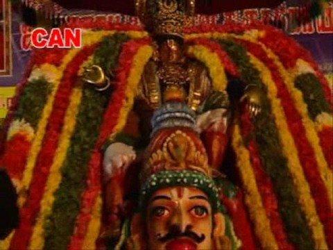 Thiru Nathan Koil - Thiru Nandipura Vinnagaram - Garuda Seva