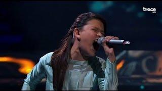 Karla Herrarte - Va Todo Al Ganador - Abba - Concierto 11 | Academia Kids Lala 2