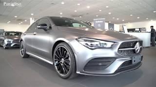 La nuova Mercedes-Benz CLA Coupè