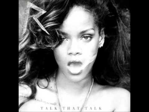 Rihanna - Talk That Talk - Tracklist video
