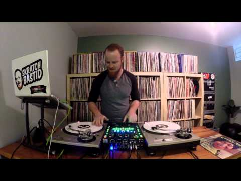 Skratch Bastid - Aretha Franklin routine