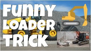 Funny loader trick 🔸 7 second of happiness FUNNY Video 😂 #377