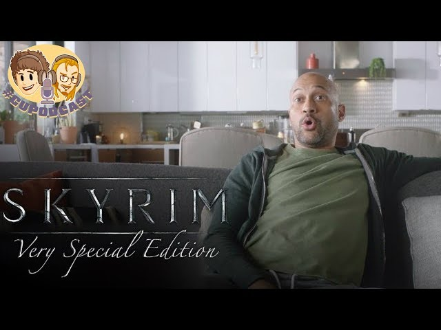 Skyrim Very Special Edition on Amazon Alexa - CUPodcast