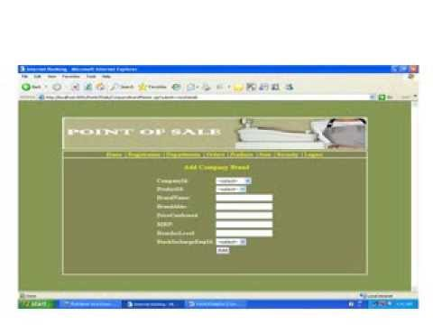 Pharmacy Management System Project In Java Ppt Youtube