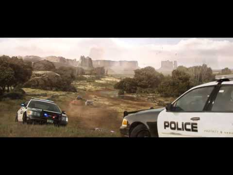 CGI Game Trailer Animation HD  'THE CREW TRAILER' by Unit Image Full HD