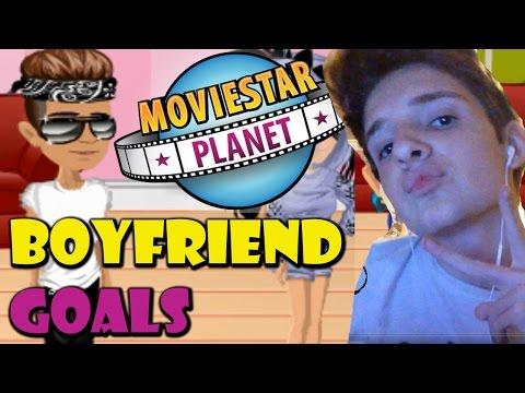 BOYFRIEND GOALS! ! ~ Movie Star Planet #2