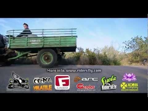 Ridersfly - Promo Freeride SALZADELLA 23 y 24 Febrero 2013