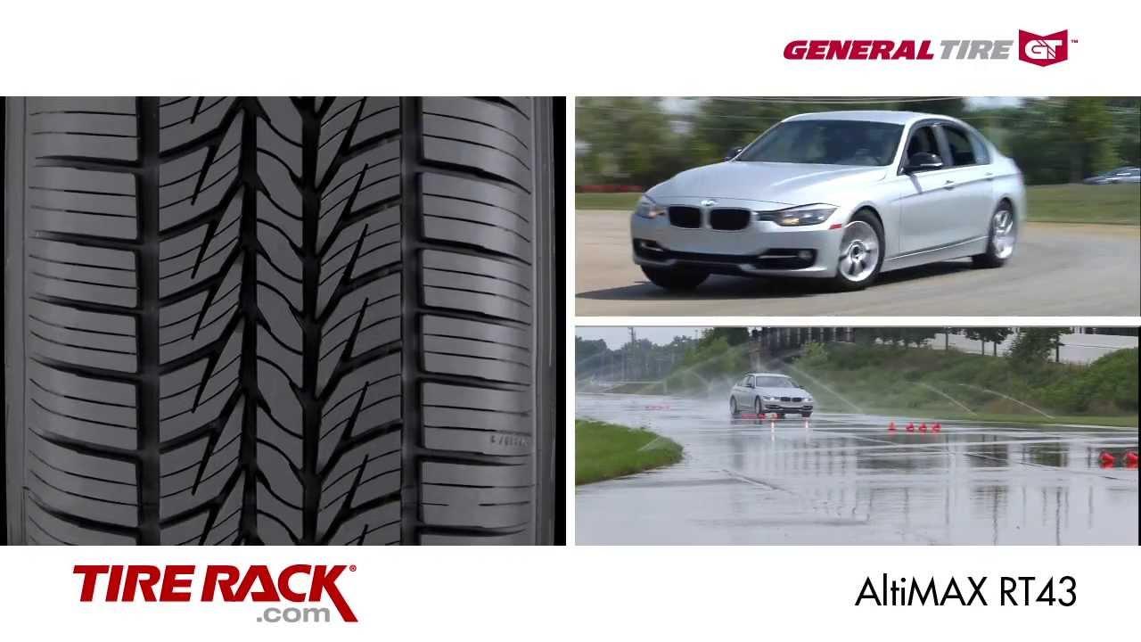 Tire Rack - Standard Touring All-Season Tires That Strike ...