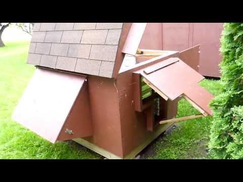 insulated generator quiet box part 2