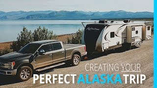 RV ALASKA: CREATE *YOUR* PERFECT TRIP (KYD RECAP & COSTS)