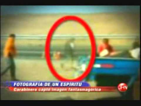 Presunto Fantasma en un Accidente de Tráfico