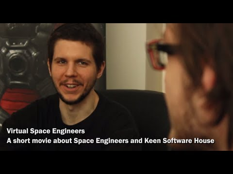 Short movie about Space Engineers and Keen Software House
