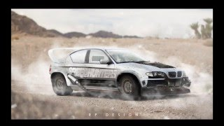 Speed Art - 2003 Bmw e46 SPEEDHUNTERS - RP. Design