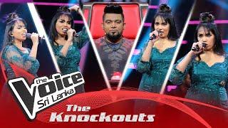 Janani Gunasena | Sway | The Knockouts | The Voice Sri Lanka