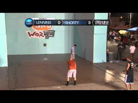 3-Wall Las Vegas: Lenning vs. Shorty