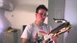 NERF CrossFire Bow STEAMPUNK