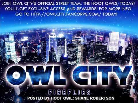 Owl City Fireflies [dj Strobe Remix] (extended Version) video