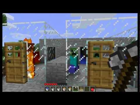 Minecraft Mod Spotlight: Mo' Zombies Music Videos