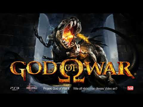 God of War 4 - Official Trailer 2011