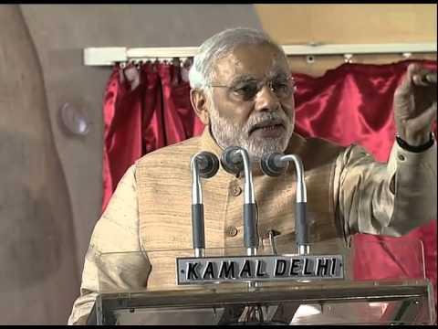 PM Modi at BJP membership drive