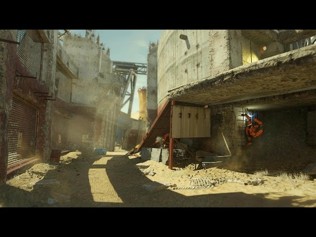 "Call of Duty: Advanced Warfare - ""Core"" Map Tour - IGN Live"