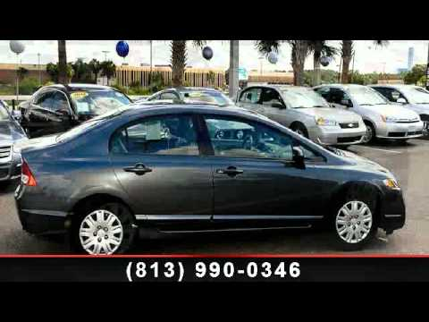 2009 Honda Civic - Credit Union Dealer - Brandon Honda - Br