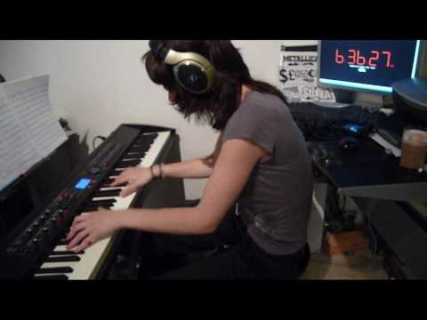 System Of A Down - Toxicity - Piano Cover [hd] video