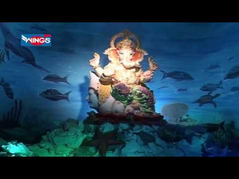 Ganesh Marathi Aarti - Sukhkarta Dukhharta By Sadhana Sargam | Jai Dev Jai Dev video