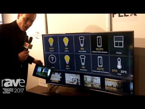 ISE 2017: Lifedomus Presents Lifedomus Control Software for Smart Home