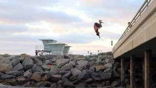 Ponto Beach Bridge Gainer