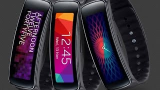 Samsung gear fit unboxing and review SM-R3500