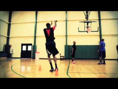 Lebron James vs Kevin Durant 2012 HD(How bad do you want it?)