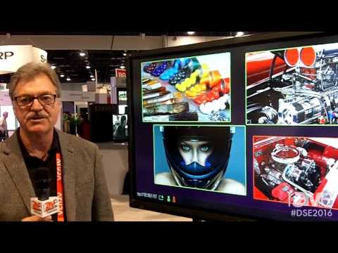 DSE 2016: ViewSonic Shows 84 Inch Interactive Display with Solstice Collaboration Integration