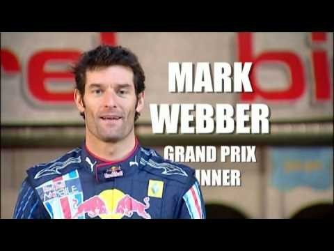 Mark Webber - Canberra Milk kid