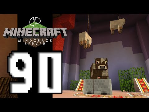Beef Plays Minecraft Mindcrack Server S3 EP90 Dinner And A Show