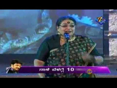 SRGMP Lil Champs Grand Finale Feb. 11 11 - Usha Uthup