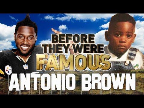 ANTONIO BROWN - Before They Were Famous - Locker Room Audio
