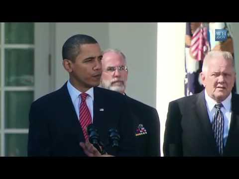 Obama Honors Vietnam Era Military Heros