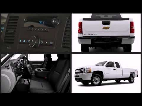 2013 Chevrolet Silverado 2500HD Video
