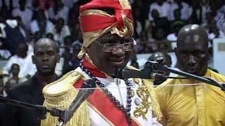 Serigne Modou Kara Mbacké au Stadium Marius Ndiaye