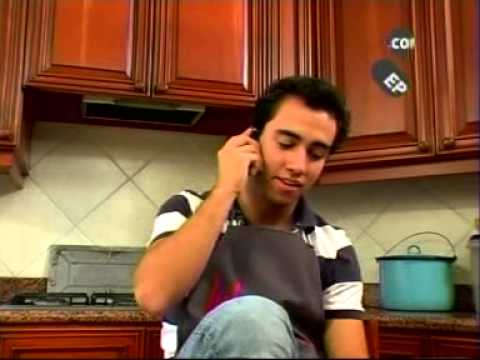 paulina Rubio Rock dinner MTV (2006) Parte 1/2