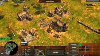 Age of Empires III - Jeder gegen Jeden - Epische Schlacht [Deutsch/HD]